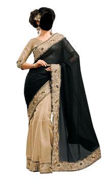 woman sarees photography apk screenshot