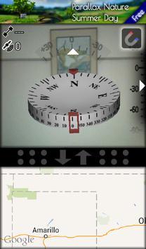 Transparent GPS Compass screenshot 9