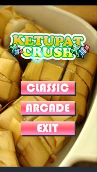 Ketupat Crush Fever (game anak INDONESIA) poster