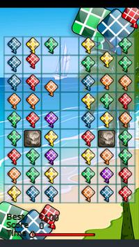 Ketupat Crush Fever (game anak INDONESIA) apk screenshot