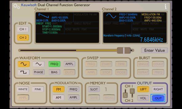 Function Generator poster