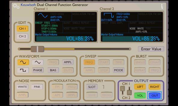Function Generator apk screenshot