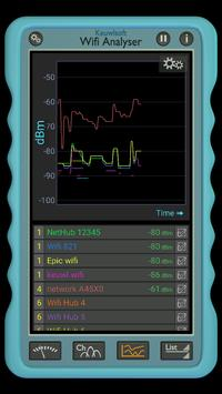 Wifi Analyser screenshot 2
