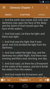 Holy Bible ASV screenshot 4