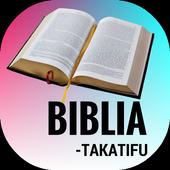 Biblia Takatifu, Swahili Bible icon