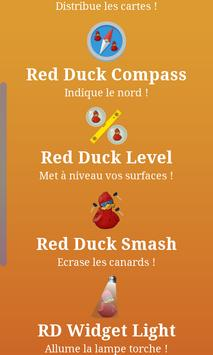Red Duck All poster