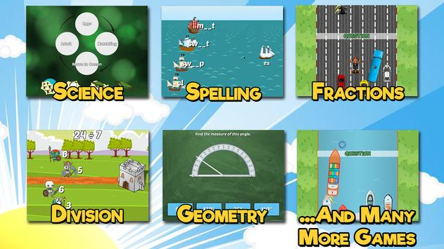 Fourth Grade Learning Games screenshot 11