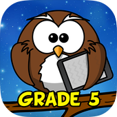 Fifth Grade Learning Games icon