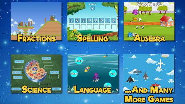 Fifth Grade Learning Games screenshot 11