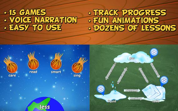 Second Grade Learning Games Free screenshot 9
