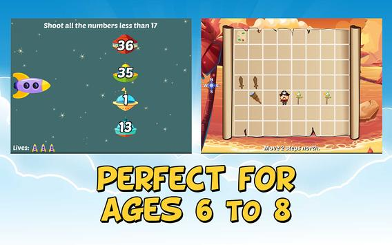 Second Grade Learning Games Free screenshot 13