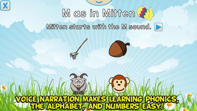 Kindergarten - Learning Boost Workbook apk screenshot