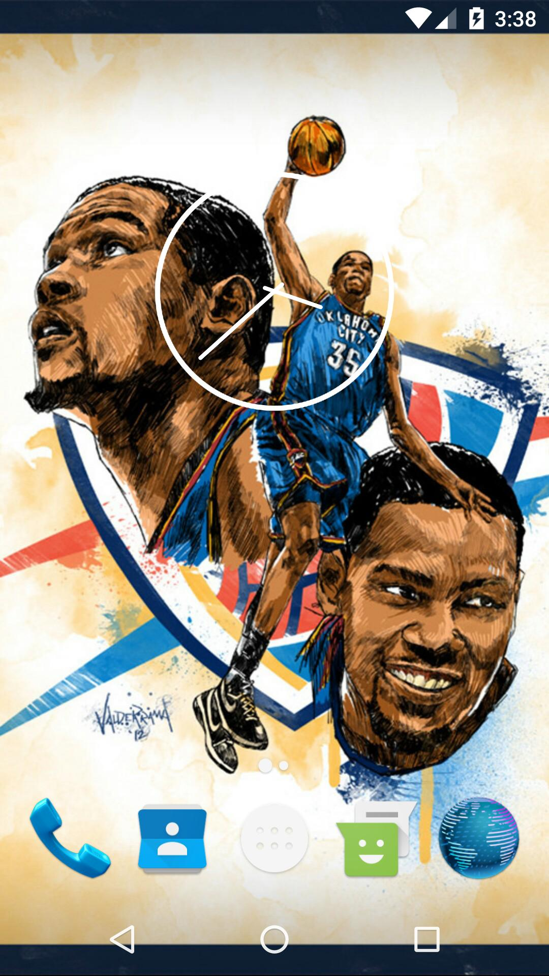 Art Kevin Durant Wallpaper For Android Apk Download