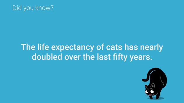 Catrivia TV - Cat Facts poster