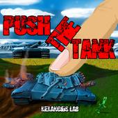Push the tank FREE icon
