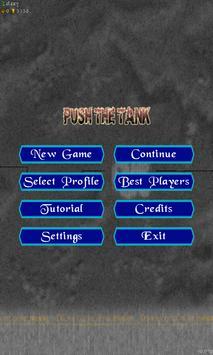 Push the tank FREE apk screenshot