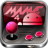 MAME4droid for Nexus Player icon