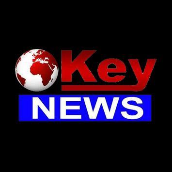key news poster