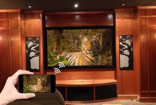 Screen Mirroring with TV screenshot 4