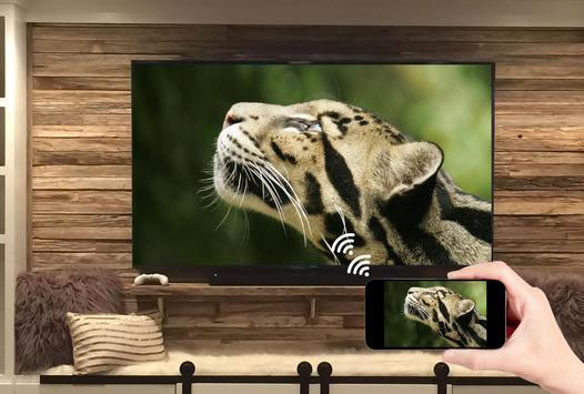 Screen Mirroring with TV screenshot 8