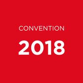 Convention 2018 icon