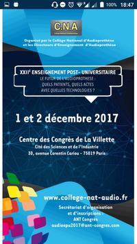 Audio EPU 2017 poster