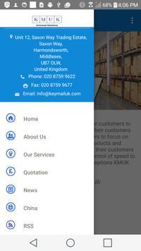 KEYMAIL UK (KMUK) apk screenshot