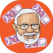 Modi Ki Note Game icon