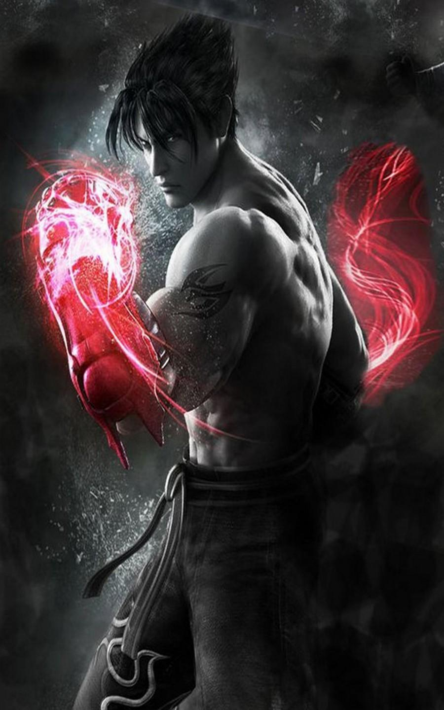 Devil Jin Wallpaper Hd For Android Apk Download