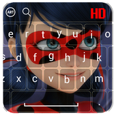 Keyboard Ladybug icon