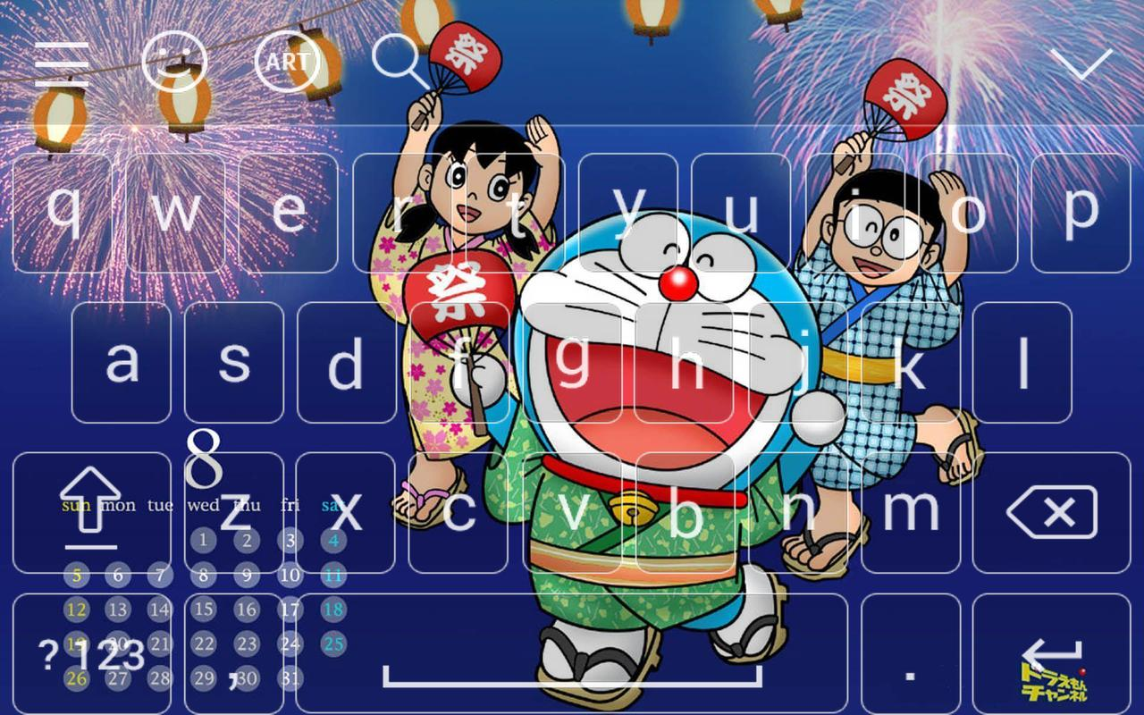 New Keyboard For Doraemon 2018 For Android Apk Download