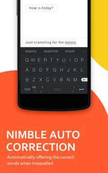 Nimble Keyboard постер