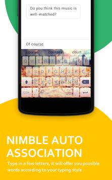 Nimble Keyboard скриншот 1