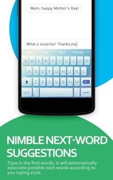 Nimble Keyboard скриншот 2