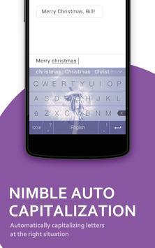 Nimble Keyboard скриншот 4