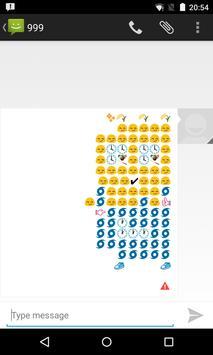 Emoji Keyboard - Animal Art screenshot 1