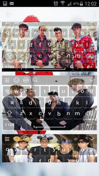 new keyboard for dobre brothers apk screenshot