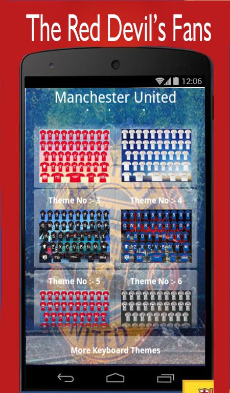 Manchester Keyboard Emoji For Android Apk Download