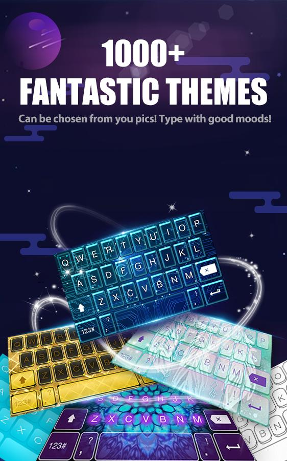Fantasy Keyboard for Android - APK Download