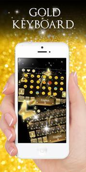 Gold Keyboard screenshot 3