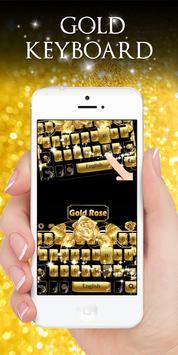 Gold Keyboard screenshot 17