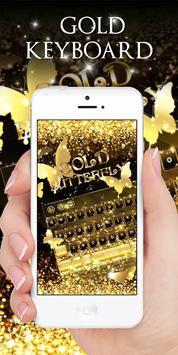 Gold Keyboard screenshot 7