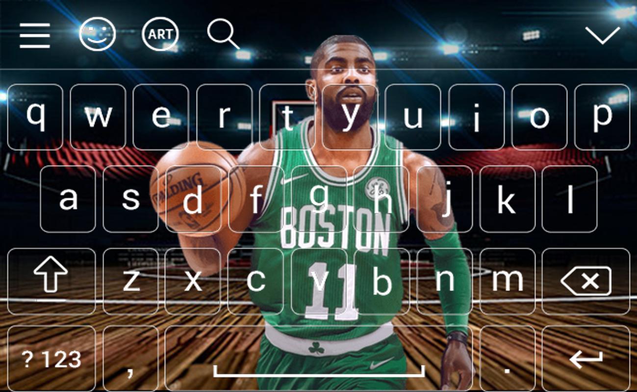 Kyrie Irving Keyboard HD Wallpapers Screenshot 1