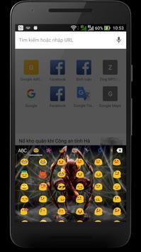 Keyboard Spider HD 2018 apk screenshot