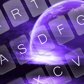 Purple Passion Keyboard Theme icon