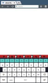 Keyboard Plus Calendar screenshot 15