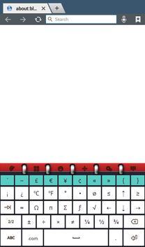 Keyboard Plus Calendar screenshot 18