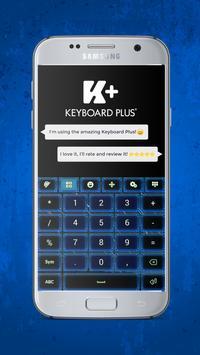 Galaxy Keyboard screenshot 5