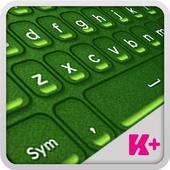 Keyboard Plus Grass icon
