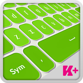 Keyboard Plus Green icon